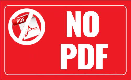 no-pdf